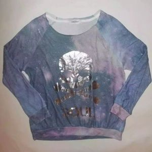 Soul Cycle Galaxy Sweatshirt